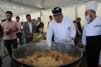 CANLI YAYIN - 40 Bin Kişilik Türkistan Pilavı Ve Hamsi Şöleni Başlıyor
