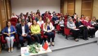 SERVERGAZI - 60 Kadın Sağlık Çalışanına 'Gebelik' Öncesi Ve Sonrası Eğitimi Verildi
