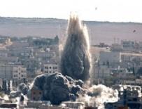 RAKKA - ABD YPG'yi 'yanlışlıkla' vurdu, 18 ölü var