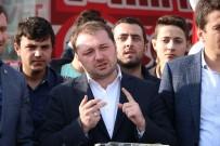 AK Parti Gençlik Kolları Genel Başkanı Ecertaş Açıklaması 'Kimliksiz Siyasetin Eseri Olarak Karşımıza Çıkıyorlar'