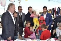 YARI BAŞKANLIK - AK Parti Trabzon Milletvekilleri Balta Ve Cora Referandum Çalışmalarını Sürdürüyor