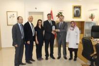 ORGAN BAĞıŞı - Alaca Devlet Hastanesi Türkiye Üçüncüsü Oldu
