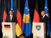 VİZE MUAFİYETİ - Alman Bakan'dan Kosova'ya Vize Muafiyeti Açıklaması