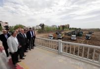 İŞ MAKİNASI - Antalya Boğaçayı Projesi Start Aldı