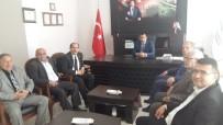 Asimder'den Çevre Ve Şehircilik Müdürü Bektaş'a Ziyaret