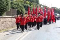 NAMIK KEMAL NAZLI - Atatürk'ün Ayvalık'a Gelişinin 83. Yıl Dönümü Düzenlenen Kortej Ve Törenle Kutlandı