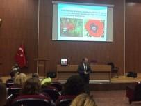 AĞRI TEDAVİSİ - Aydın'da Morfin Kullanımı Eğitimi Yapıldı
