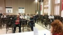 MADEN OCAKLARI - Ayvalık Kent Konseyi Genel Kurulu Yapıldı