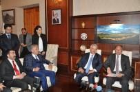 5 YILDIZLI OTEL - Bakan Akdağ'dan Kars'a 5 Yıldızlı Şehir Hastanesi Müjdesi