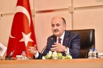 İŞ SAĞLIĞI - Bakan Müezzinoğlu Açıklaması '2016'Yı Bu Ferasetli Millet Dışında Hiçbir Millet Kaldıramazdı'