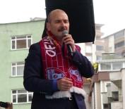 TESLIMIYET - Bakan Soylu Açıklaması 'Kılıçdaroğlu'na Oyuncak Bir Tank Verelim, Önünde Dursun'