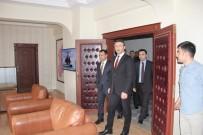ESNAF VE SANATKARLAR ODASı - Bakan Yardımcısı Yegin, Şemdinli'de Temaslarda Bulundu