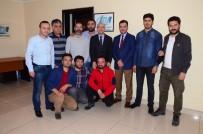 AHMET ORHAN - Başbakan Yardımcısı Şimşek'ten İHA'ya Ziyaret