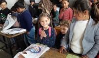 MAZLUM - Başkan Çetin, Çobanbeyli Çocukları Sevindirdi