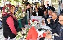 AZIZ KOCAOĞLU - Başkan Kocaoğlu, Bayındır Turunda