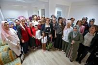 ALIM GÜCÜ - Başkan Pekdaş Kadınlarla Buluştu