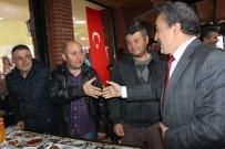 Başkan Tutal, Belediye Personeliyle Yemekte Bir Araya Geldi