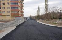 ORDUZU - Battalgazi'de Asfaltlama Çalışması Devam Ediyor