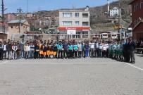 ALI BOZKURT - Beytüşşebap'ta Okullar Arası Voleybol Turnuvası Düzenlendi