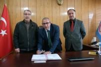 İMZA TÖRENİ - Bingöl'e Yapılacak Anaokulun Protokolü İmzalandı