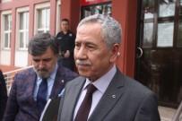 BÜLENT ARINÇ - Bülent Arınç, Bolu'da hakim karşısına çıktı!