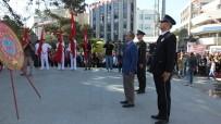 Burhaniye'de Atatürk'ün İlçeye Gelişi Kutlandı