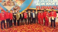 BOKS - Büyükşehir Kickboks Takımından Büyük Başarı