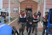 Cezaevi Firarisi Kırşehir'de Yakalandı