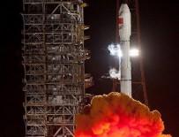 Çin iletişim uydusu fırlattı