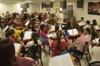 SENFONI - Çocuk Senfoni Orkestrası Yeni Konserine Hazırlanıyor