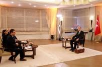TEMEL HAK VE ÖZGÜRLÜKLER - Cumhurbaşkanı Erdoğan Açıklaması 'Doğu Ve Güneydoğu'da Ciddi Olumlu Gelişme Var'