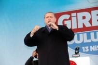 MUHALEFET PARTİLERİ - Cumhurbaşkanı Erdoğan Açıklaması 'Kasetle Geldi, CD İle Gidecek'
