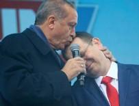 15 TEMMUZ DARBE GİRİŞİMİ - Cumhurbaşkanı Erdoğan alnından öptü