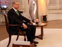 BEYAZ TV - Cumhurbaşkanı Erdoğan Beyaz TV'de soruları yanıtladı