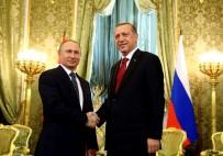 KİMYASAL SALDIRI - Erdoğan kritik görüşmeyi anlattı