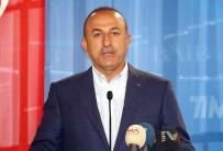 ŞEHMUS GÜNAYDıN - Dışişleri Bakanı Çavuşoğlu Açıklaması 'İhracatın En Fazla Arttığı Ülkeler İngiltere Ve İran'