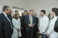 ÇIÇEKLI - Edremit'te Aile Sağlık Merkezi Açılışı