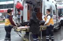 Elazığ'da İki Ayrı Kaza Açıklaması4 Yaralı