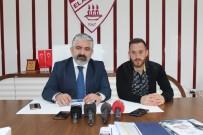 ELAZıĞSPOR - Elazığspor'dan, Hakemlere Sarı Kart Tepkisi