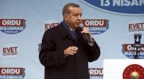 Erdoğan'dan Çifte Uyarı