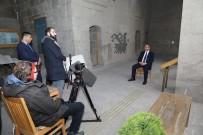 TIP TARİHİ MÜZESİ - ERÜ Rektörü Güven, TRT Belgeselinde Gevher Nesibe Şifahanesini Anlattı