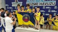 MEHMET ALTAN - GKV'nin Minik Kulaçları Şampiyonluğu Kucakladı