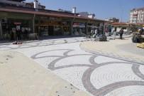 YAYA TRAFİĞİ - Hastane Caddesi Yenileniyor