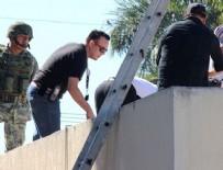 MEKSIKA - Helikopterden ceset fırlattılar