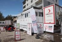 İki Günde 189 Ünite Kan Bağışı Toplandı
