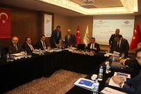 İLLER BANKASı - İller Bank Yönetim Kurulu Toplantısı Kayseri'de Yapıldı