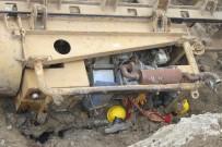 KıZıLPıNAR - İş Makinesinin Altında Kalan İşçi Hayatını Kaybetti