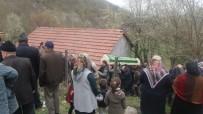 İstanbul'da Barajda Ölü Bulunan Şahıs Sinop'ta Defnedildi