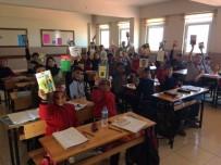 İvrindi' De 'Okumak Başarmanın Altın Anahtarıdır' Projesi