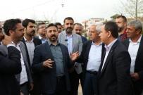ABDURRAHMAN TOPRAK - Kahta Devlet Hastanesinin Yer Tahsisi Hastaneye Verilecek